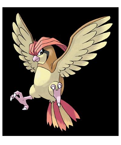 Pokemon Oras Mega Pidgeot