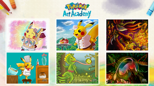 Pokemon Art Academy Art Pokémon Art Academy