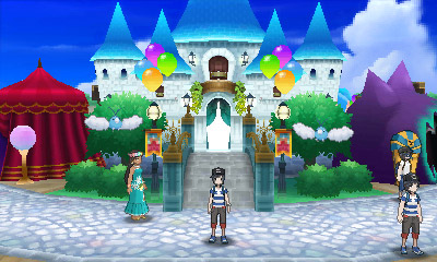 castle-front-attendant